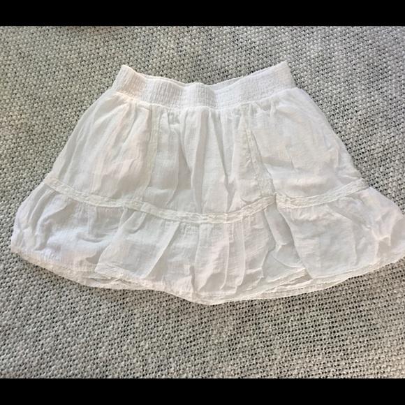Selena Gomez Dresses & Skirts - Selena Gomez White Skirt Size M